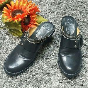 Frye boots mules 7